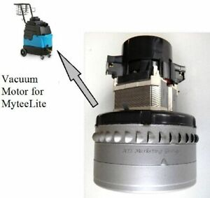 Carpet Cleaning Extractor 3 stage Peripheral Vacuum Motor