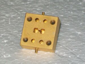 Wrd180 18 40 Ghz Microwave Waveguide Harmonic Mixer Wrd 180