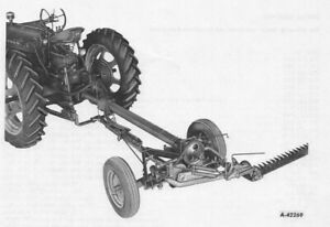 Mccormick No 32 Sickle Mower Owners Operators And Setting Up Instruction Manual