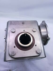 Worldwide Electric Corp Ss Speed Reducer Ratio 20 Sshdr262 20 1 h 56c 1 1516
