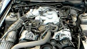 Motor Engine Ford Mustang 04