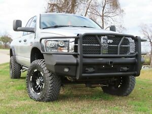 New Ranch Style Front Bumper 06 07 08 09 Dodge Ram 2500 3500