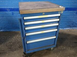 Lista Tool Cabinet 5 Drawers 05190221584