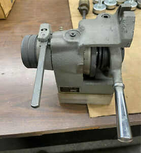 Phase Ii 5c Clutch Collet Indexer Rotary Spin Index Fixture Vertical Horizontal