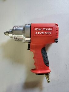 Mac Tools 1 2 Drive Quiet Composite Air Impact Wrench Model Aw612q