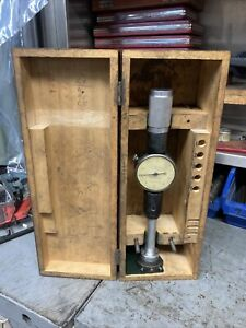 Standard No 4 Dial Bore Gage Approx 2 1 8 2 3 8 Machinist Tool Cylinder Gauge
