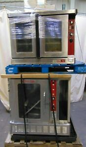 Commercial Electric Blodgett Mark V Double Convection Oven Proofer