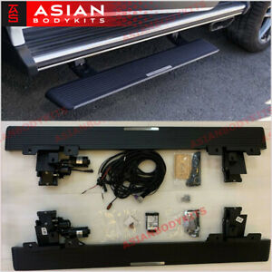 For Mercedes Benz G Class W463a W464 Electric Side Step Running Boards G63 18
