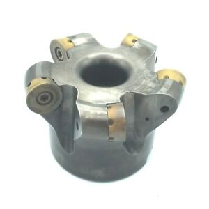 Valenite 3 Indexable Facemill 1 Arbor 539 11 204