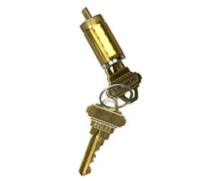 Schlage 23 034 C 626 Cylinder 5 Pin W key For Fe575 And Fe595 New In Box