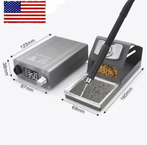 T12 Soldering Station Oled Jbc T210 Style Handle And Tip Oss T210