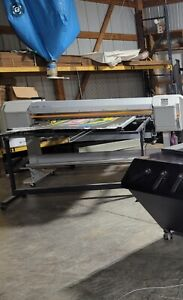 Mutoh 1626uh Hybrid Flatbed Uv Printer With Tables