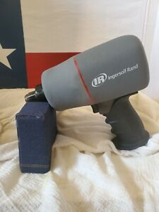 Ingersoll Rand 2141 3 4 Drive Pneumatic Air Impact Wrench Works Excellent