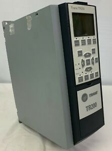Trane Tr200 Variable Frequency Drive Part 131l7538 5 Hp 4 Kw 50 60 Hz