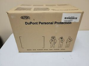 Dupont Tychem Qc Tychem Coverall Personal Protective Suits 4x Box Of 12