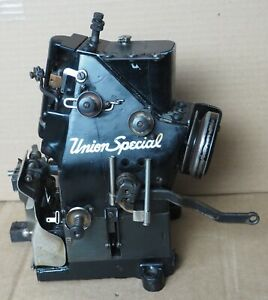 Vintage Union Special 39200 Ac Industrial Denim Sewing Machine Good Condition
