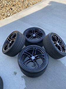 Audi R8 Stock Wheels And Tires 2009 2014