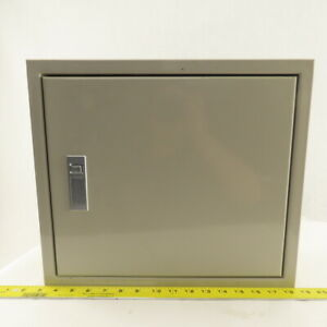 13 X 16 X 4 Hinged Door Heavy Duty Electrical Component Cabinet