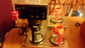Bunn Axiom 15 3 Commercial Coffee Maker 38700 0002 Tested Working Clean