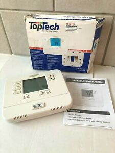 Toptech Tt n 721 Non programmable Heat Pump Thermostat