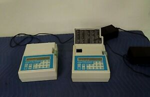 Hach Dr 2000 Direct Reading Spectrophotometer Model 44800 60 W Charger