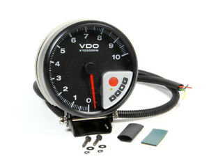 For Prt Performance 5in Tach 0 10k Rpm Black Face A2c59517117
