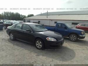 Air Cleaner Vin W 4th Digit Limited Fits 12 16 Impala 1162785