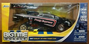Jada 1 24 Bigtime Muscle 1967 Shelby Gt 500 Funny Car