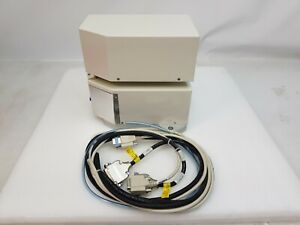 Brooks Automation Wafer Pre aligner P n 002 7391 08 W cables