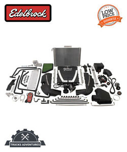 Edelbrock 1562 E Force Stage 1 Street Systems Supercharger Fits 10 15 Camaro