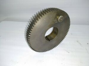 Headstock Bull Gear For A 9 Or Light 10 10k South Bend Lathe