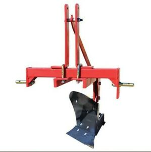 Agri Supply 14 In Single Moldboard Plow 3 Point Hitch Category 1