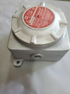 Gub01 Crouse Hinds Explosion Proof Junction Box