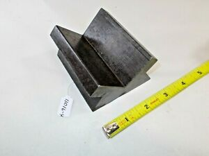 V Block Machinist s V Block Suitable For Positioning Part For Drilling Operation