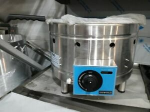 New Lpg Commercial Deep Fryer 43 700 Btu Countertop Round Hose Included 10liter