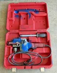 Milwaukee 1675 1 Heavy Duty Hole Hawg Right Angle Drill With Handle Case