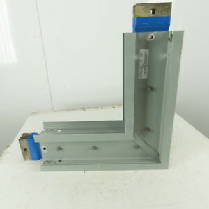 General Electric Spectra Series 2500 Amp 600v 3ph 4 1 2 Bar Width Busway Elbow