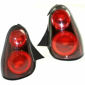 Set Of 2 Tail Light For 2000 2005 Chevrolet Monte Carlo Ss Lh Rh