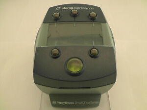 Pitney Bowes Stamp Expressions Postage Printer Only 770 8 1 no Cords g
