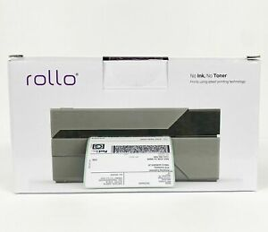 New Rollo Label Printer 4x6 Commercial Grade Direct Thermal High Speed Printer