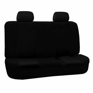 Flat Cloth Universal Seat Covers Fit For Car Truck Suv Van Rear Bench