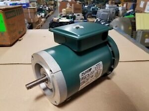 New Reliance 1 5 Hp 3 Phase Motor P56h1440h 230 460 Volt 1725 Rpm 5 8 Shaft