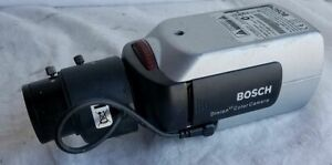 Bosch Ltc0485 21 Dinion Day Night Security Camera Untested As Is