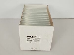 Pack Of 125 Vwr 18x150mm Culture Tubes