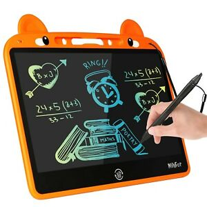Milyfer Lcd Writing Tablet 13 5 Inch Doodle Board Colorful Erasable Drawing