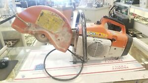 Stihl Ts400 14 Inch Concrete Cut Off Demolition Saw As is For Repair