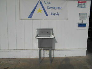 Mixrite Mrsa 1 n New Prep Sink For Commercial Kitchen Use