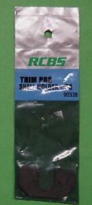 RCBS Trim Pro Shell Holder #38 90338 NOS in clear package $10.49