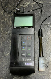 Orion Research 230a Thermo Orion Portable Ph Meter