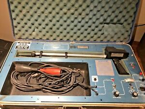 Goldak Fl 860t Fault Locator C w Wand Cables Pipe Tracer Fault Finder
